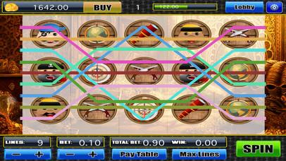 Screenshot 4 Слоты Война драконов Kings & Пиратская Казино Карточные эры Игроки Игры Pro
