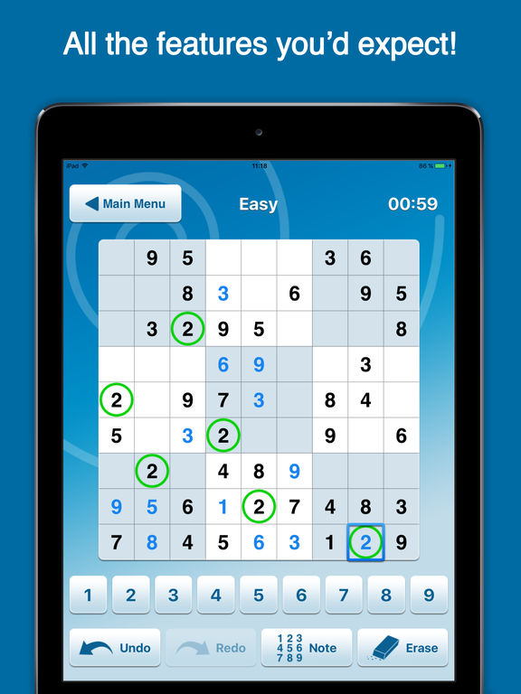 Sudoku :) screenshot