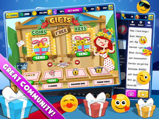 Screenshot 4 Bingo Lane HD — FREE Bingo Game