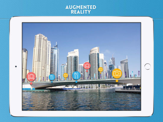 Dubai Travel Guide iPad Screenshot 2