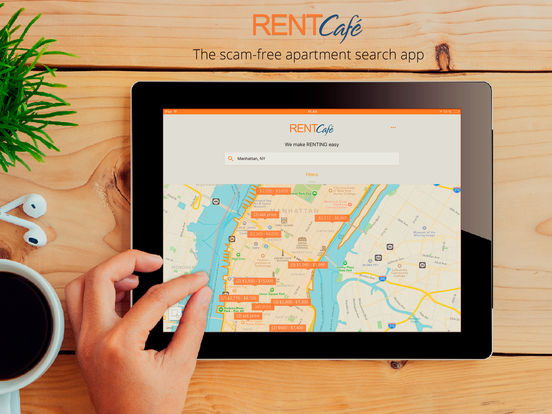 Apartment Search by RENTCafé iPad Screenshot 1