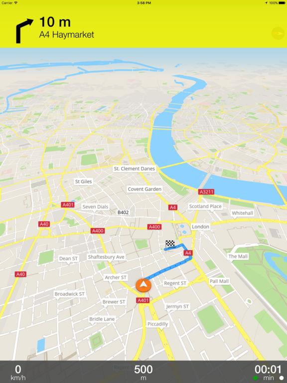 Карта вены оффлайн скачать