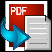 PDF to TXT