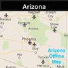 Calvin Chen - Arizona/Phoenix Offline Map & Navigation & POI with Traffic Cameras Pro artwork