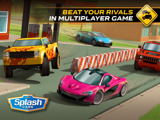 Splash Cars Screenshots