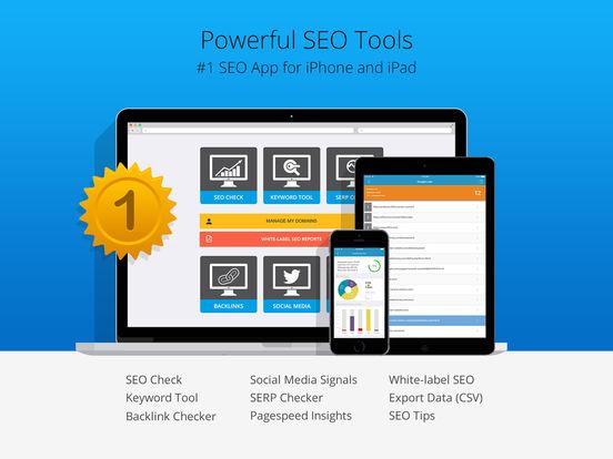 SEO Pro - Website Tools screenshot