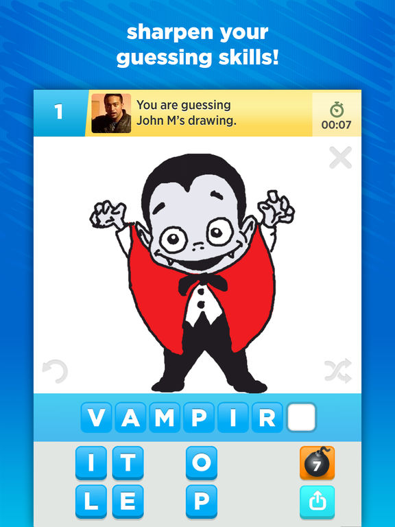Draw Something Screenshots