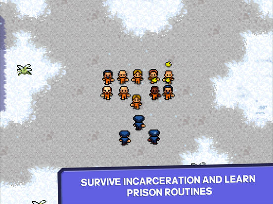 The Escapists iPad