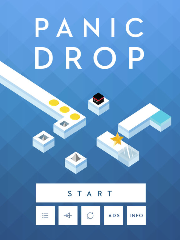 Panic Drop Screenshots