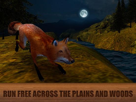 Real Fox Survival Simulator Full screenshot 6