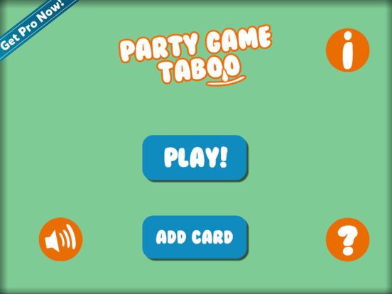 Party Games Charades Like Guess Game screenshot