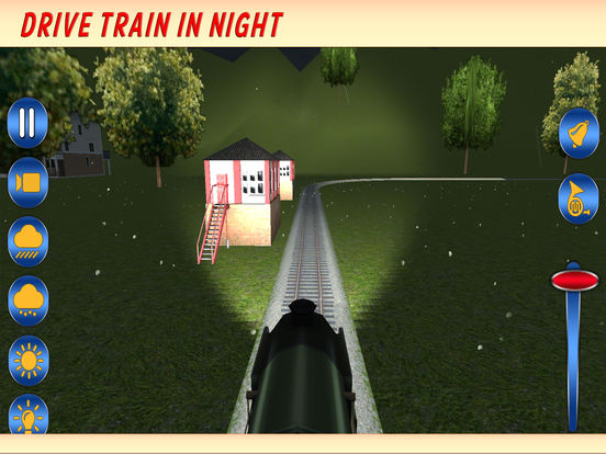 Real Train Drive Simulation 2016 Pro Screenshots
