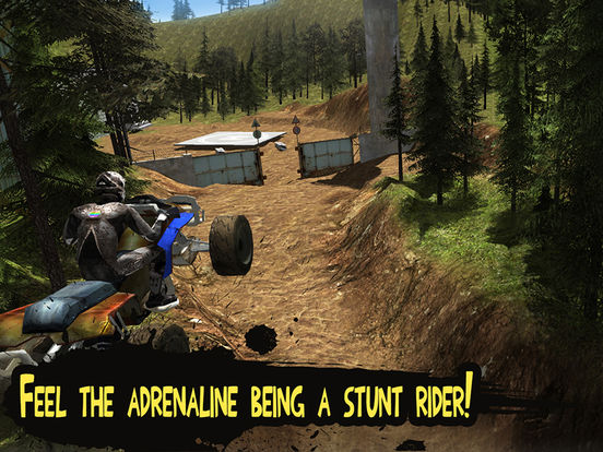 ATV Quad Bike: Offroad Race 3D Full Screenshots