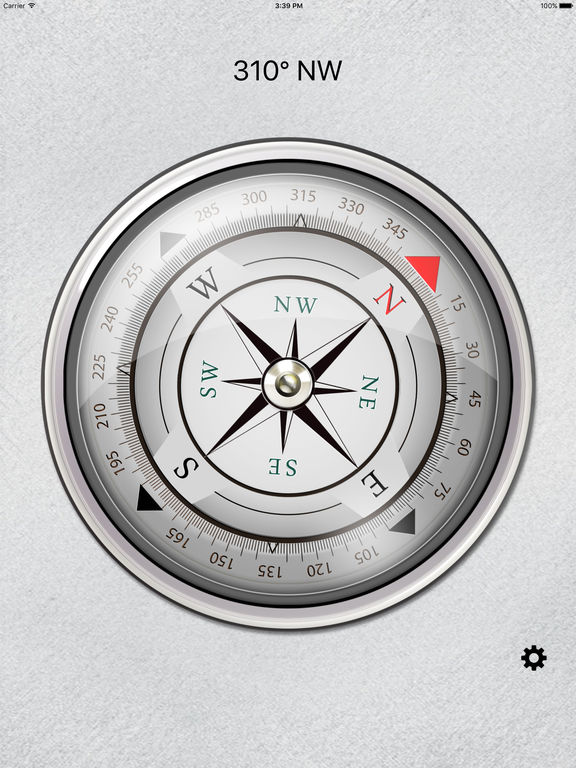 Screenshot #3 for Compass HD Lite