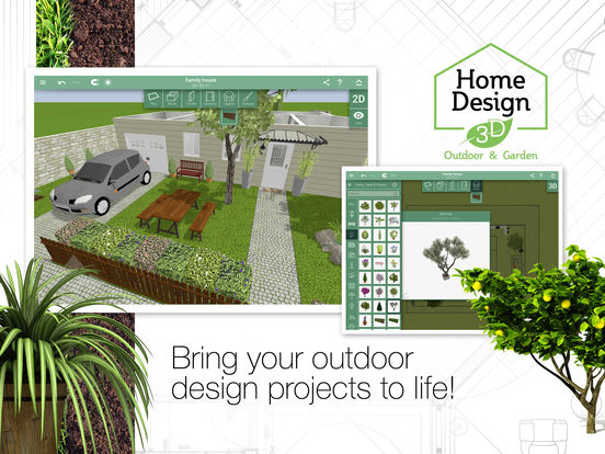 App Shopper Home Design 3D Outdoor and Garden Productivity