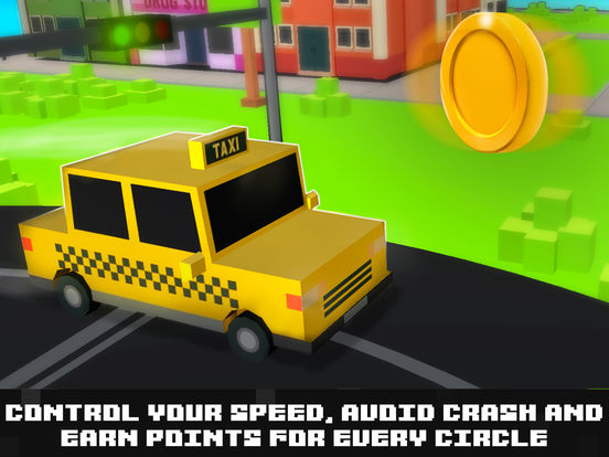 Pixel Car Racing: Loop Drive Full Screenshots