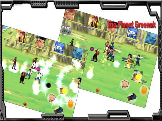 Multiplayer Kung Fu Little Fighters Screenshots