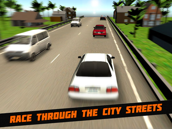 Speed Car & Motorbike Traffic Rider 3D Full Screenshots