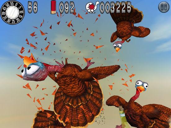 Jive Turkey Shoot iPad Screenshot 1
