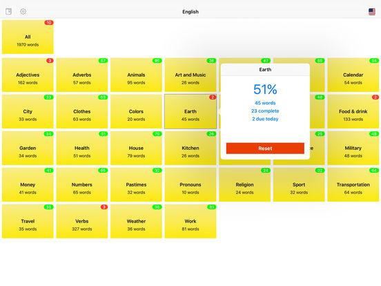 You Have Words Italian iPad Screenshot 3