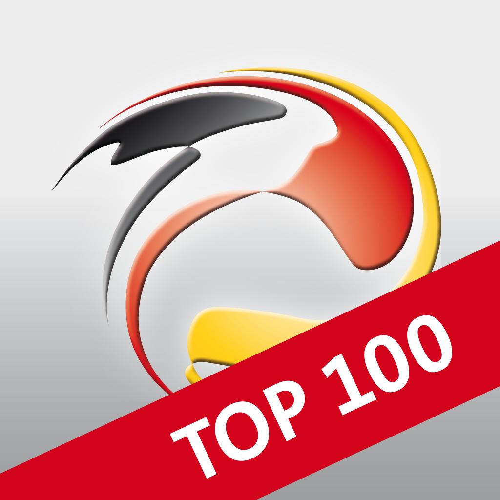 Deutschland single top 100
