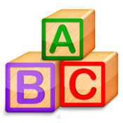 123 Kids Fun ALPHABET (Educational App for Toddlers and Preschoolers - for Boys and Girls) for Mac icon