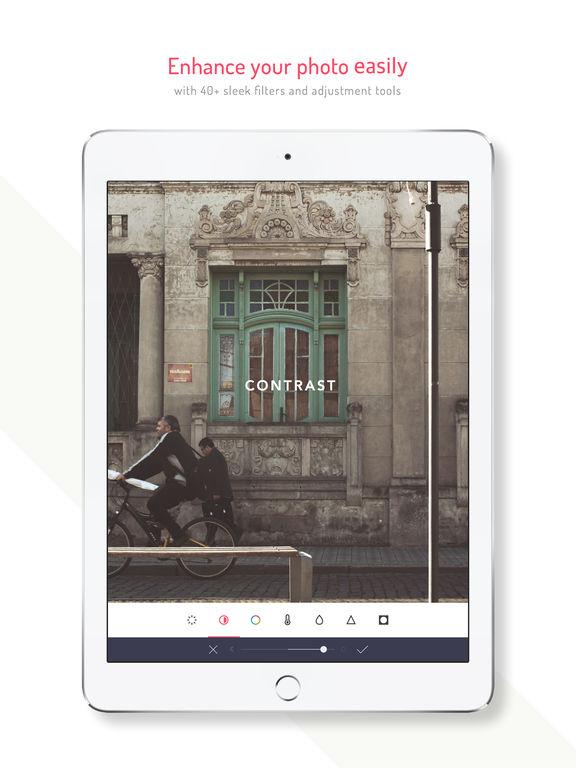 MocaDeco - Visual Creator Screenshot