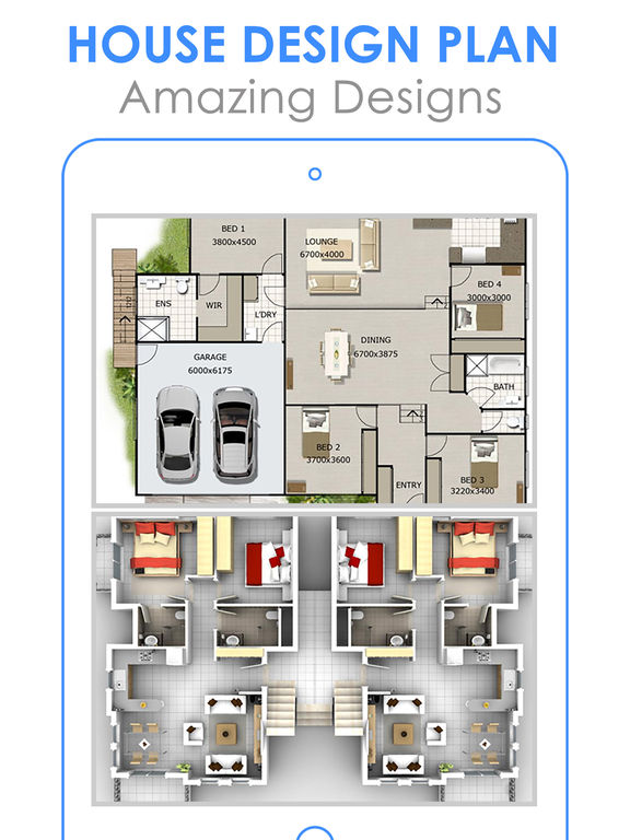 Magical home plans idea free floor plan catalog on the for Floor plan design app