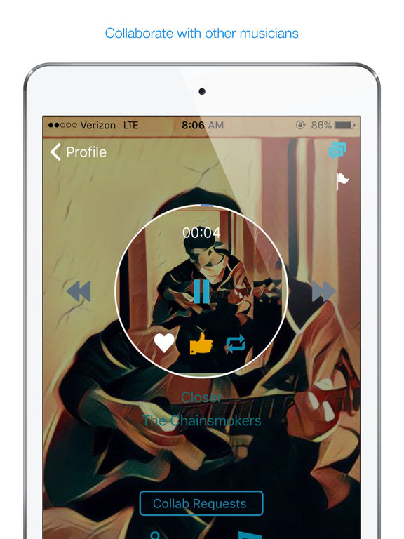 UnCovered - Record, Discover, & Share Music screenshot