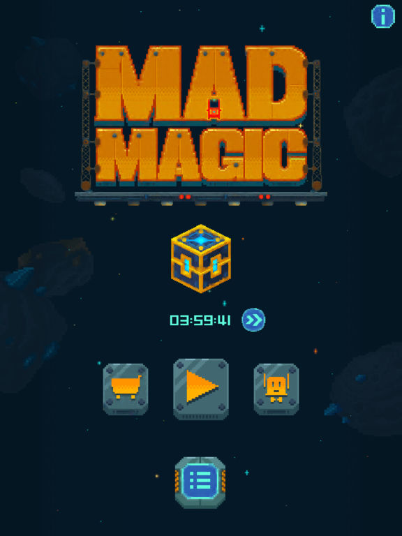 Mad Magic Screenshots