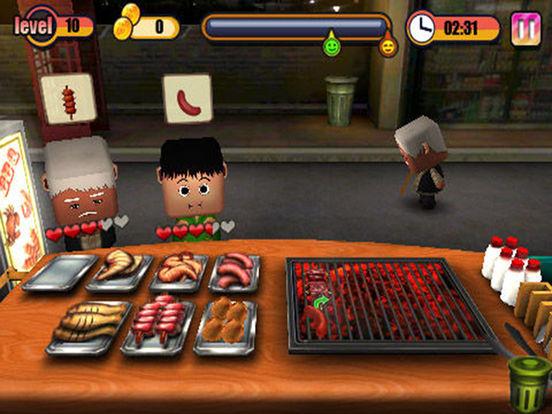 Ann's Barbecue Stalls iPad Screenshot 1