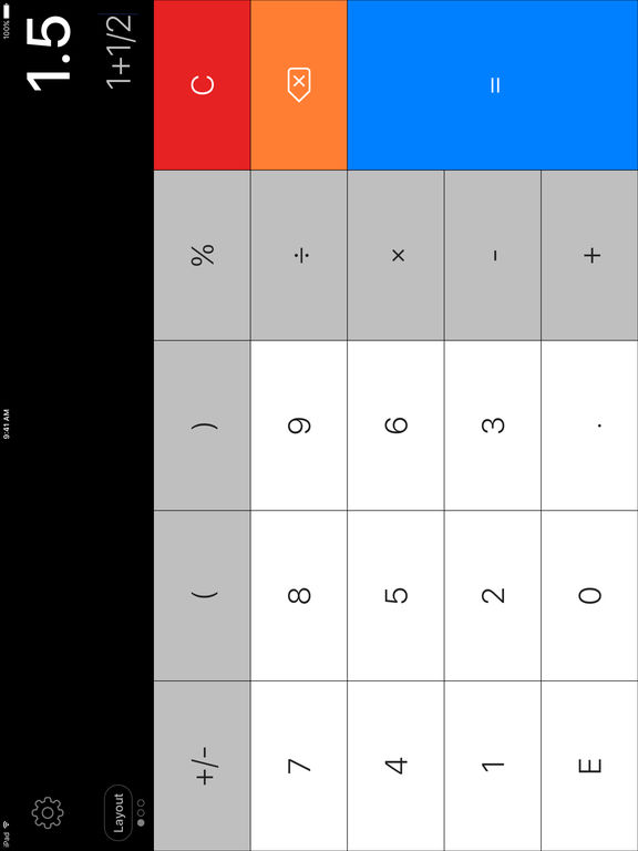 Calculator Pro Elite Screenshots