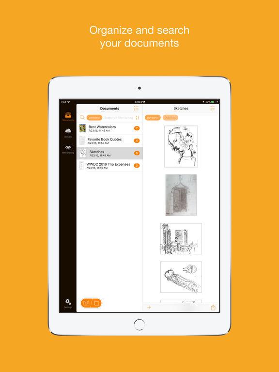 Genius Scan - PDF Scanner Screenshot