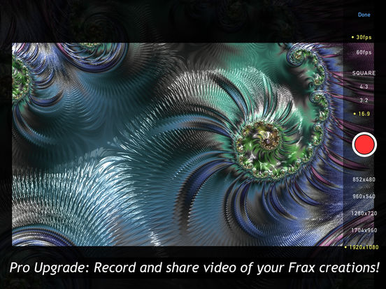Frax HD - The First Realtime Immersive Fractals Screenshots