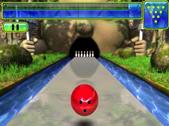 Fantasy Bowling 3D iPad Screenshot 1
