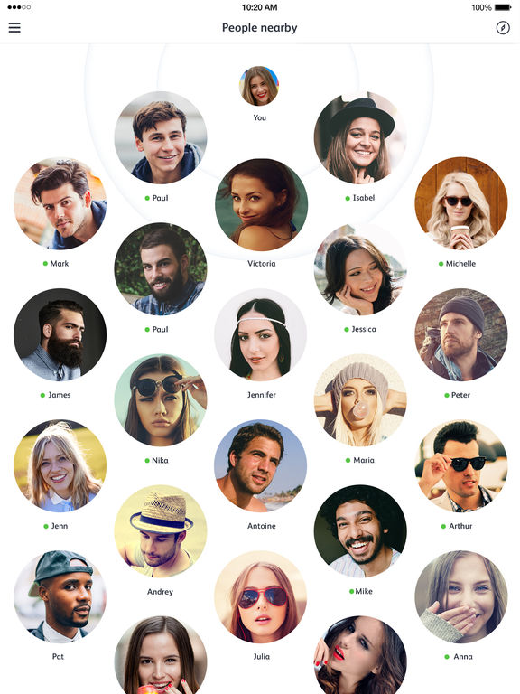 Badoo - Meet New People, Chat, Socialize screenshot