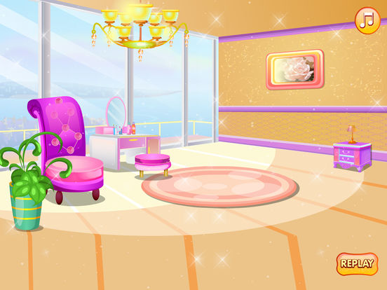 App Shopper Princess Bedroom Princess Puzzle Dressup Salon Baby Girls Game