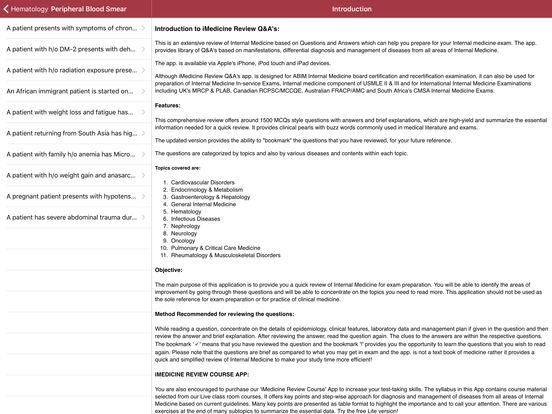 iMedicine Review iPad Screenshot 3