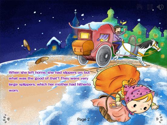 iBigToy Interactive Book-The Little Mermaid HD iPad Screenshot 3