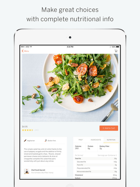 Munchery - Meal Delivery Service in San Francisco, New York, Seattle screenshot