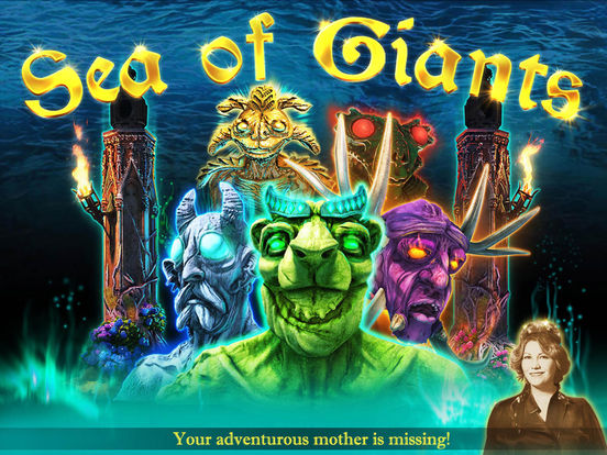Sea Of Giants: Explore A Secret Island Screenshots
