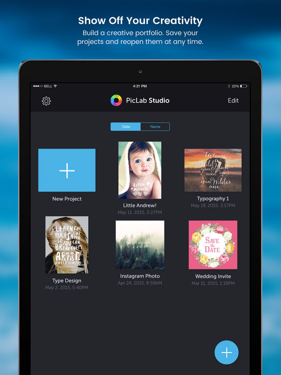 PicLab Studio - Creative Editing & Graphic Design Screenshots
