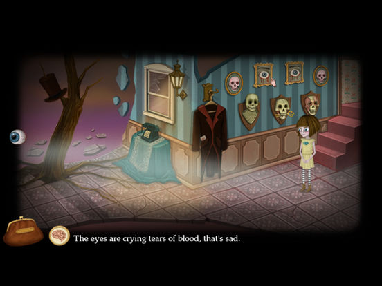 Fran Bow Chapter 5 Screenshots