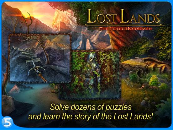 Lost Lands 2: The Four Horsemen HD (Full)screeshot 3