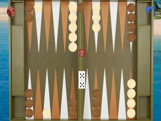 Advanced Backgammon iPad Screenshot 3