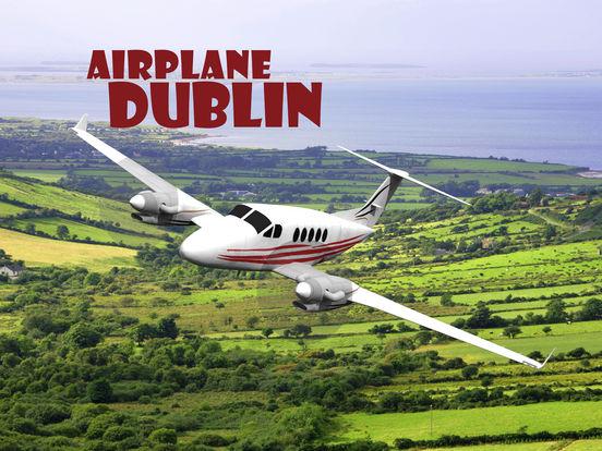 Airplane Dublin на iPad