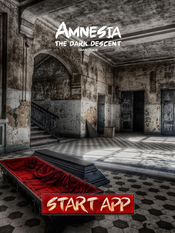Mega Game Guru - Amnesia: The Dark Descent - Version-ipad-0