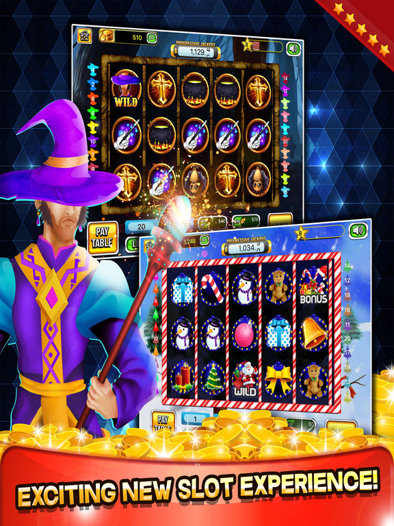 Free Slots Machines Games - Best Jackpot Casino to Win in Las Vegas-ipad-3