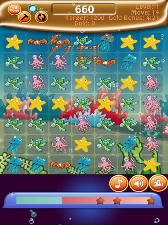 App shopper fish frenzy match games for Fish for money app