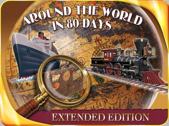 Around the World in 80 Days HD iPad Screenshot 1